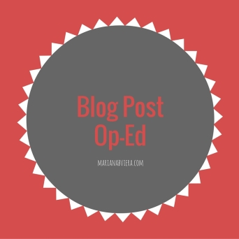 Blog PostOp-Ed